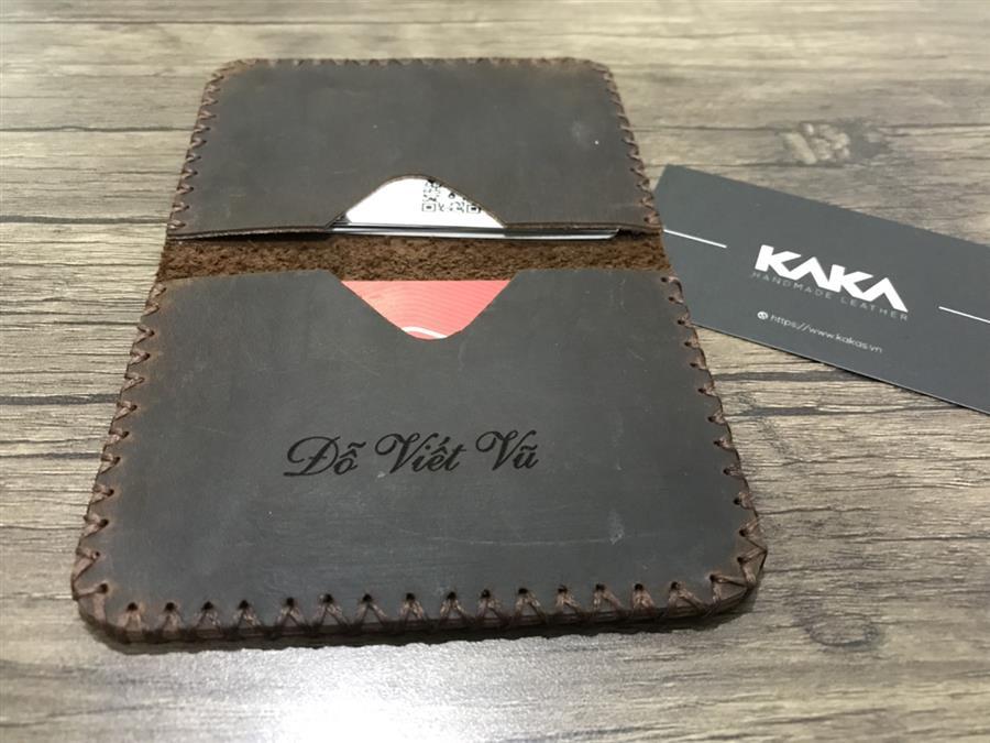 ví đựng card 8